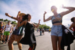 Photos: Scenes from Day 1 at Sasquatch Music Fest
