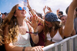 Photos: Fans go wild for Day Two of Sasquatch Music Fest