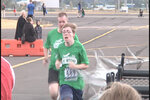 Runners cleared for takeoff at 5k on the Runway