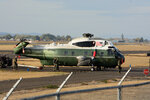 Marine One preparation