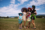 Photos: Fans flaunt fancy hat fashion at Seattle Polo Party