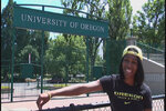 Raevyn Rogers strives to break the norms of UO athletes