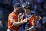 Mariners lose to Astros 6-2, fall short of sweep