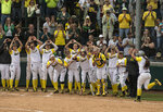 Softball: Ducks take first win in series against Arizona State