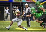 Oregon Spring Game showcases offensive talents
