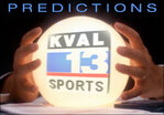 KVAL Sports predictions: Gameday showdown, Cardinal in Corvallis
