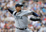 Felix, Cano lead Mariners to 6-2 win against Twins