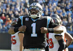 Cam Newton calls Richard Sherman 'overrated' in Tweet, claims account was hacked