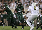 Oregon falls to No. 5 Michigan state, losing by 3 points