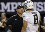 Oregon signs coach Mark Helfrich to 5-year extension