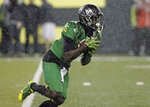 Duck Football: Thomas discusses ankle injury