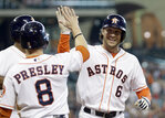 Mariners drop series finale against Astros, 8-3