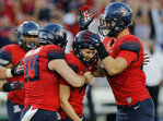Last-second field goal lifts No. 14 Arizona past UW, 27-26