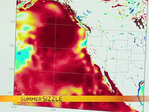 Expanse of warm water dubbed the blob consumes North Pacific