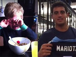 Mariota responds to a very young, very upset Oregon fan