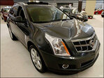 GM to move Cadillac SRX production to Tennessee