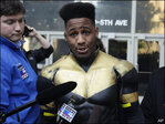Phoenix Jones outraged that May Day report slams him too