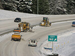 ODOT photos show icy roads, beautiful scenes and crashes