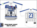 Minor-league Durham Bulls to wear R2-D2 jerseys