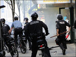 Seattle police, anarchists busy prepping for May Day events