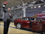 Billionaire Elon Musk giving $1 million to Tesla museum