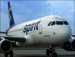 Airlines boost on-time rating, but Spirit often runs late