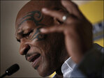 Boxer Mike Tyson set to become a cartoon detective