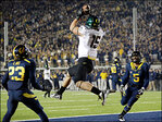 TE Colt Lyerla leaves Oregon Duck football team