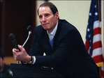 Drones, secret law and Wyden&apos;s push for transparency