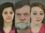 Sheriff: SWAT raids drug house, 3 arrested