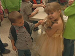 Bunny race draws crowds at South Coast mall