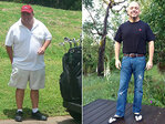 Creswell man loses 102 pounds and is ready for marathon