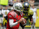 Ducks start spring football practice April 1
