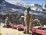 New technology propels oil companies boom