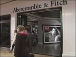 Shoppers seeking XL excluded from Abercrombie stores