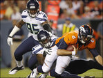 Seahawks DL Greg Scruggs has ACL surgery