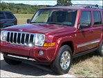 Chrysler recalls almost 470,000 Jeep SUVs
