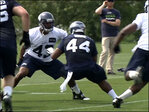 'A mental beat down;' NFL rookie camps wrap up Sunday