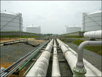 Substance that gives natural gas its smell spills