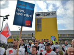 Amazon workers in Germany stage strike