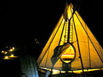 Tipi Village a top &apos;glamping&apos; retreat