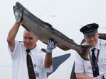 Fresh Copper River salmon lands in Seattle
