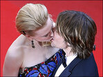 Photos: A kiss and more on the red carpet at Cannes
