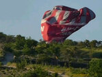 2 tourists killed in hot air balloon crash in Turkey