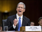 Apple's CEO faces tough Senate questions on untaxed profits