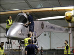 Solar plane completes 2nd leg of cross-country trip