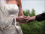 Bride goes to jail for biting groom