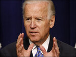 Biden vows to 'beat the gun lobby' and pass laws