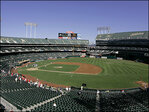 San Jose sues MLB over lack of action on potential A's move