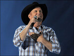 Garth Brooks embracing digital music via his own site